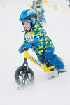 Strider - Snow Ski Set for Balance Bikes