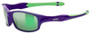 UVEX Eyewear 507 Sports Style Children's Eye Protection lilac/green
