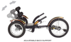 Mobo Mobito: The Ultimate Three Wheeled Cruiser (Youth)