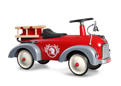 Baghera Speedster Firetruck Ride-on