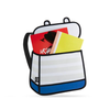 Stripe Backpack  Jump from Paper-Blue-Tikes Bikes