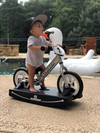 Strider 12 Pro Baby Bundle with balance Bike and Rocking Base