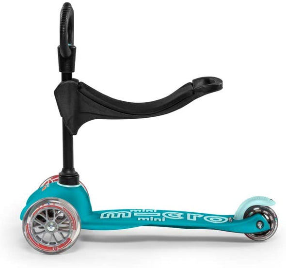 Micro Kickboard Mini 3in1 Deluxe 3-Stage Ride-on Scooter