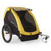 Burley Bee Kids Bike Trailer Yellow