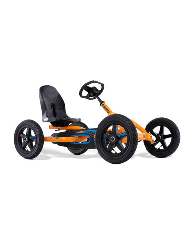 BERG Buddy Go Kart B Orange -Tikes Bikes