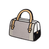 Woolen Handbag  Jump from Paper