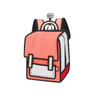 Spaceman Backpack Junior - Color Me - Waremelon red- Tikes Bikes