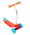 YBIKE Kids GLX Cruze 3-Wheel Kick Scooter, Orange