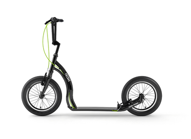 Yedoo Friday Scooter Black