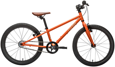 "Cleary Bikes Owl 20"" Kid's Bicycle - Very Orange - Tikes Bikes - 1"