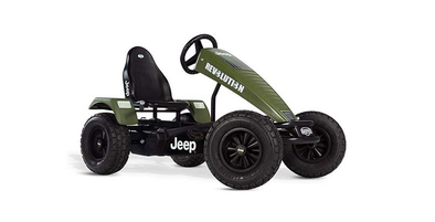 Jeep Revolution Pedal Go-Kart (Berg Off-Road)