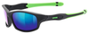 UVEX Eyewear 507 Sports Style Children's Eye Protection black/mat green