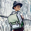 Greenery Spaceman Backpack Junior - Influencer Collection