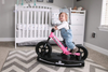 Strider 12 Sport Baby Bundle with Balance Bike and Rocking Base