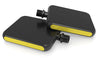 MOTO Reflex Safety Pedals are the best upgrade for kids bikes. Non-slip grip, huge platform for major contact with shoes, and smooth rounded corners!