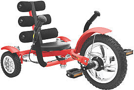"Mobo Mini 12"" Cruiser - Red - Tikes Bikes - 1"