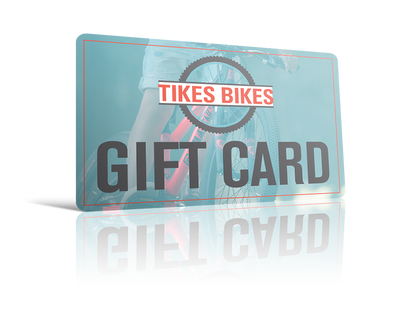 eGift Card - $25.00 - Tikes Bikes