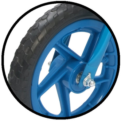 Eva Tires for the Ezee Glider and Mini Glider - - Tikes Bikes
