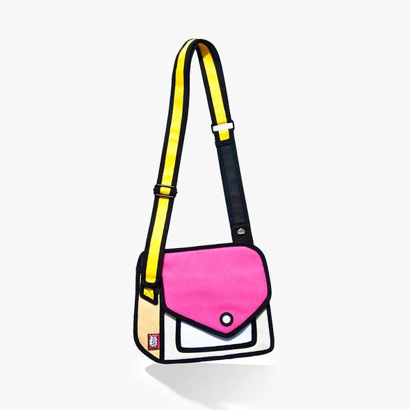 Shoulder Bag GIGGLE CLASSIC COLLECTION by JumpFromPaper