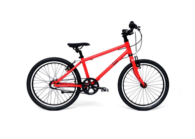 Bungi Bungi Lite 20-Inch Kids Bike in Red - Tikes Bikes