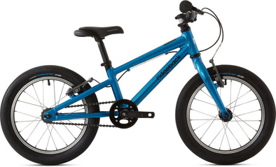 2020 Ridgeback Dimension 16-Inch Kids Bike in Blue - Tikes Bikes