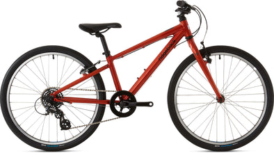 2020 Ridgeback Dimension 24-Inch Kids Bike in Orange - Tikes Bikes