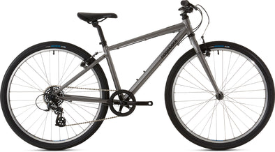 2020 Ridgeback Dimension 26-Inch Kids Bike in Gray- Tikes Bikes