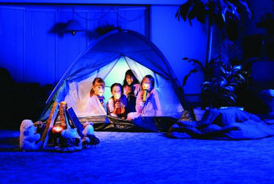 5 Tips for the Ultimate Indoor Camping Adventure