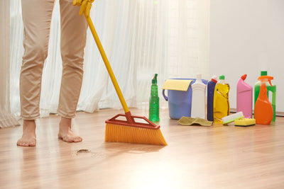 5 Ways to Prepare for the Big Spring Clean