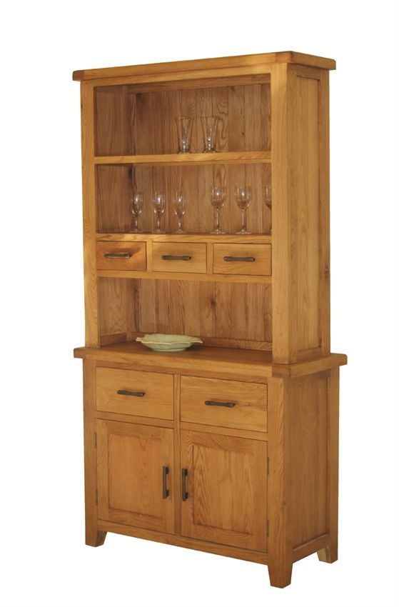 Skidmores Hampshire Small Display Cabinet