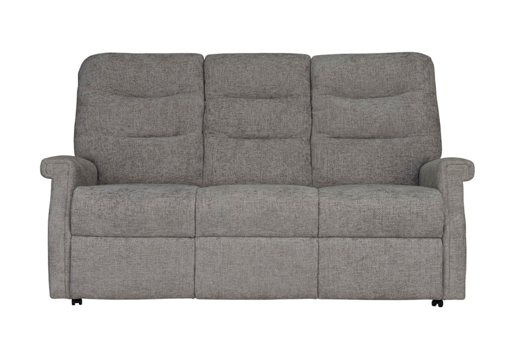 Celebrity Sandhurst 3 Seat Split Fixed Fabric Settee