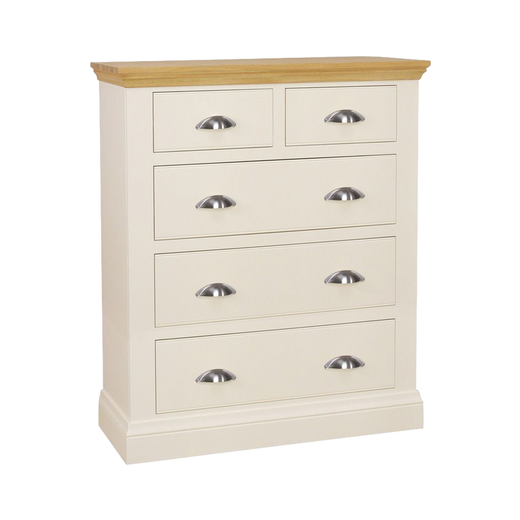 Coelo Bedroom 3 + 2 Chest of Drawers