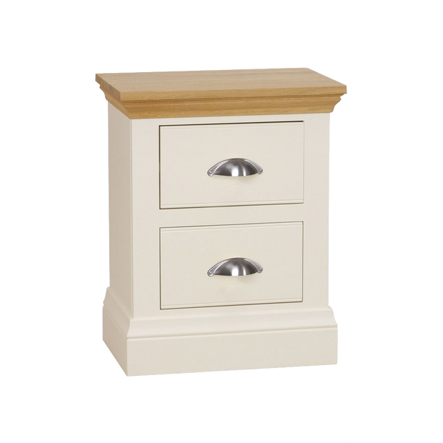 Coelo Small 2 Drawer Bedside
