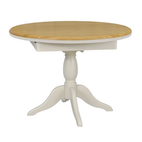 Cromwell Extending Round Pedestal Table