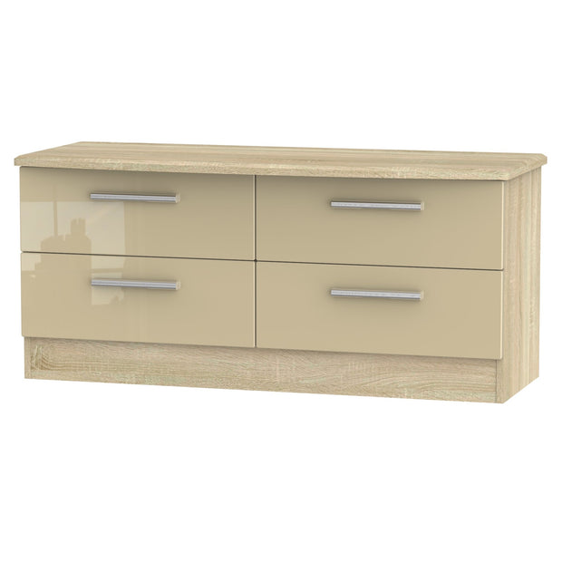 Knightsbridge 4 Drawer Bed Chest