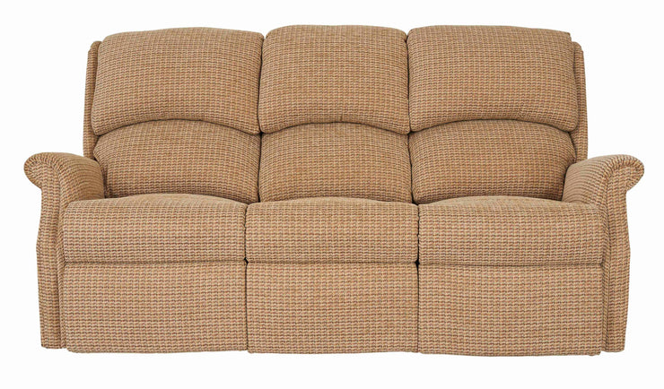 Celebrity Regent 3 Seat Fixed Fabric Settee