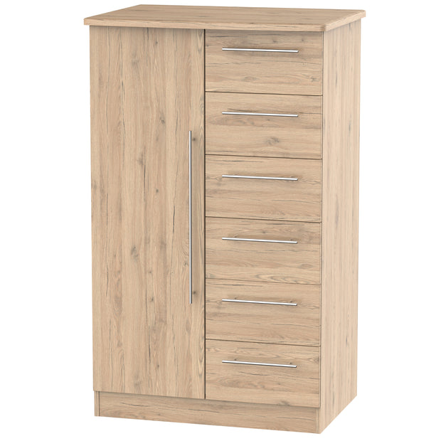 Sherwood 1 Door Children Wardrobe