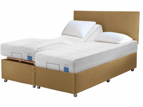 Tempur Ardennes Adjustable Massage Divan