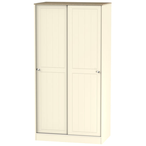 Vienna 2 Door Sliding Wardrobe