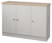 Vienna 3 Door Narrow Sideboard