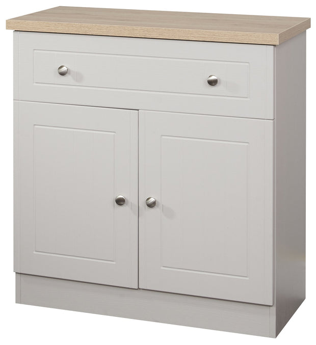 Vienna 2 Door 1 Drawer Narrow Sideboard