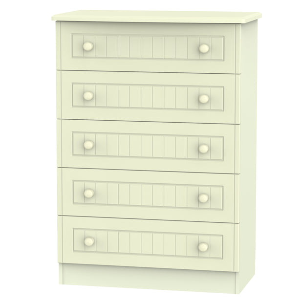 Warwick 5 Drawer Chest
