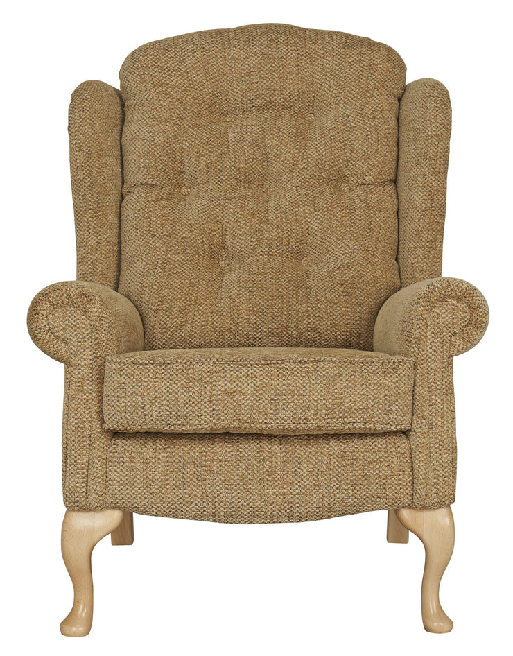 Celebrity Woburn Legged Fabric Fixed Chair