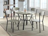 [Crown Mark] Blake Dinette Set (1230)