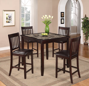 [Crown Mark] Cascade Dinette Set (2740)