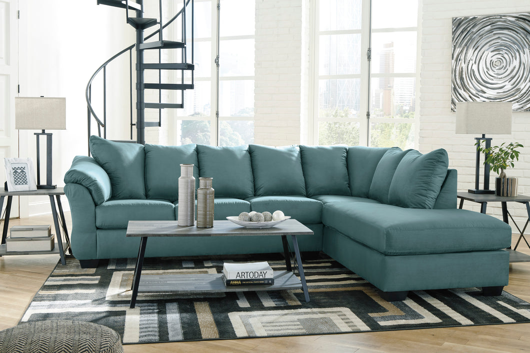 [Ashley] Darcy Sofa Chaise (75000) [NEEDS PRICING]
