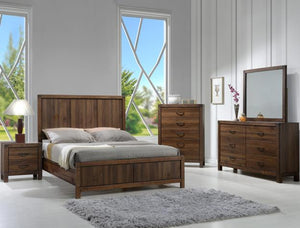 [Crown Mark] Belmont Bedroom Set, Queen (B3100)