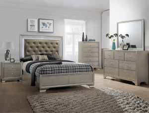 [Crown Mark] Lyssa Queen Bedroom Set (B4300)