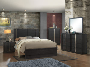 [Crown Mark] Evenson King Bedroom Set (B5210)