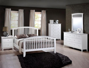 [Crown Mark] Lawson Bedroom Set, Queen (B7550)